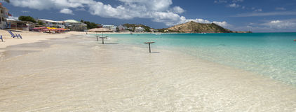 Grand Case Bay Stock Photography