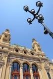 Grand casino. Back of the grand casino in monte carlo, monaco stock photography