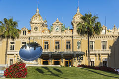 Grand Casino de Monte Carlo, Monaco Royalty Free Stock Images