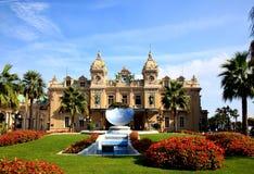 The Grand Casino Monte Carlo Stock Photos