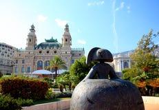 The Grand Casino Monte Carlo Royalty Free Stock Photos