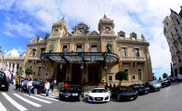 The Grand Casino Monte Carlo Stock Photos