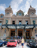 Grand Casino in Monte Carlo Royalty Free Stock Image