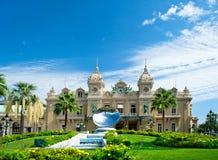 Grand Casino in Monte Carlo Stock Photos