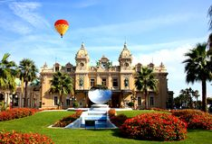The Grand Casino Monte Carlo Royalty Free Stock Photography