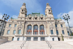 Grand Casino in Monte Carlo, Stock Photos