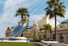 Grand Casino in Monte Carlo Stock Photos