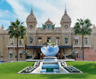 Grand Casino in Monte Carlo, Monaco Royalty Free Stock Photography