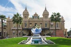 Grand Casino in Monte Carlo, Monaco Royalty Free Stock Photography