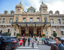 Grand Casino in Monte Carlo, Monaco Stock Photo