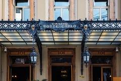 Grand Casino in Monte Carlo, Monaco Stock Image