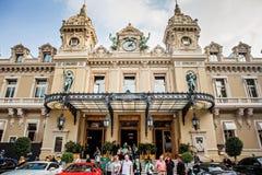 Grand Casino in Monte Carlo, Monaco Stock Photos