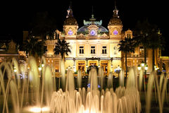 Grand Casino in Monte Carlo, Monaco Stock Images
