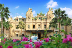 Grand Casino in Monte Carlo, Monaco Royalty Free Stock Image