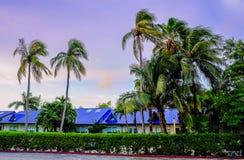 Grand Cayman, квартиры Seascape стоковое изображение rf