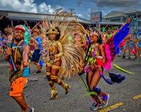 Grand Cayman Botabano Carnival stock images