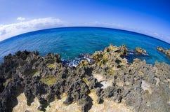 Grand Cayman Coast Royalty Free Stock Image