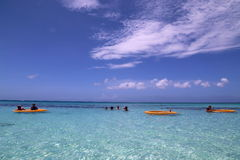 Grand Cayman Island_Grand Cayman Marriott Beach Resort on Seven Miles Beach in Georgetown royalty free stock image