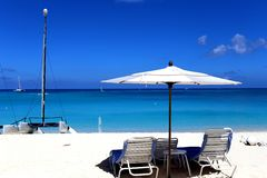 Grand Cayman Islands 7 mile Beach Stock Photo