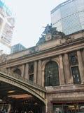 Grand Central Śmiertelnie - Nowy Jork zdjęcie royalty free