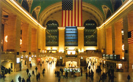 grand central Fotografia Royalty Free