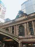 Grand Central -Anschluss- neues York lizenzfreies stockfoto
