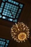 Grand Central -Binnenland Stock Foto