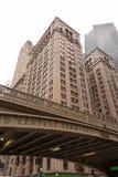 Grand Central -Brücke stockfotos