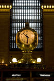 Grand Central Clock Stock Photos