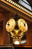 Grand Central Clock Stock Images