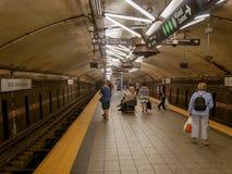 Grand Central gångtunnelstation Royaltyfria Bilder