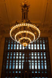 Grand Central lamp Royalty Free Stock Images