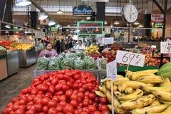 Grand Central Market, LA Stock Image