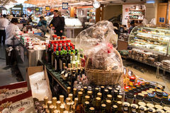Grand Central Market NYC Royalty Free Stock Images