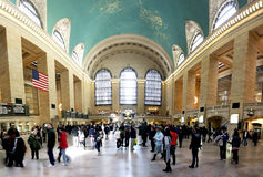 Grand Central in New York City Royalty Free Stock Images