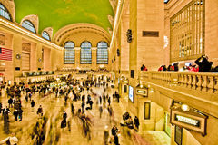 Grand Central Royalty Free Stock Photography
