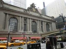 Grand Central New York de V.S. Royalty-vrije Stock Foto's
