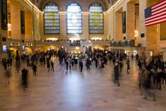 Grand Central -Post Royalty-vrije Stock Afbeeldingen