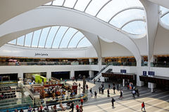 Grand Central shops, Birmingham. Stock Images