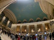 Grand Central slutlig insida arkivbild
