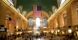 Grand central station. New york Royalty Free Stock Photography