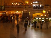 The Grand central station Royalty Free Stock Photos