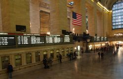 The Grand Central Station Stock Image
