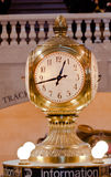Grand Central Station Clock New York City Stock Photo
