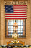 Grand Central Station Clock New York City Royalty Free Stock Image