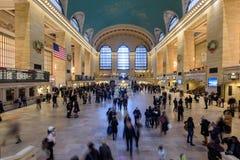 Grand Central Station de New York City, EUA imagens de stock royalty free