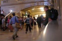 Grand Central Station, de Stad van New York, New York stock afbeeldingen