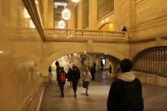 Grand Central Station. New York Stock Photo