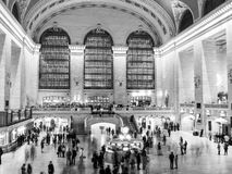 The Grand Central station lobby Stock Photography