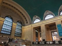 Grand Central Station Located in New York City. royalty free stock images